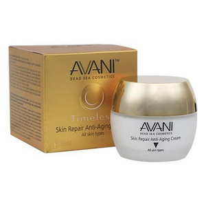 Avani Dead Sea Timeless Skin Repair Anti-Aging Cream