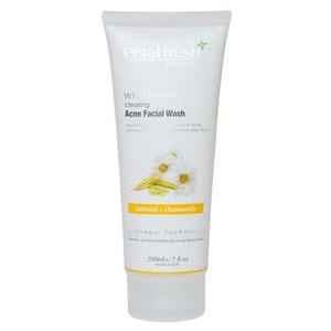 Bio Creative Labs Petal Fresh Botanicals Whitening and Clearing Acne Facial Wash