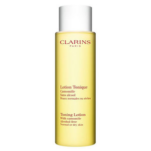 Clarins Paris Toning Lotion with Camomile