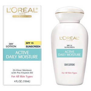 L'Oreal Paris Active Daily Moisturizer