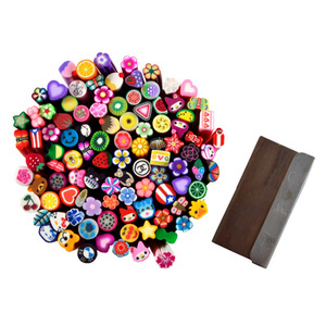 Bundle Monster 100-Piece 3D Designs Nail Art Manicures