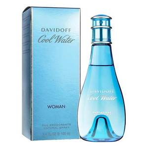Davidoff Cool Water By Zino For Women