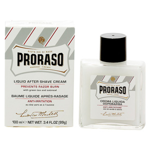 Proraso Liquid After Shave Cream
