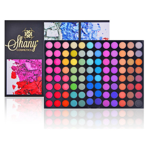 SHANY Makeup Artists Must Have Pro Eyeshadow Palette 96 Color