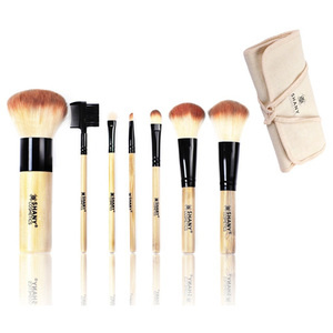 SHANY Deluxe Bamboo Brush Set
