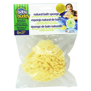 Baby Buddy Natural Sponge