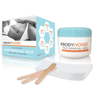 BodyHonee Hair Removal Wax