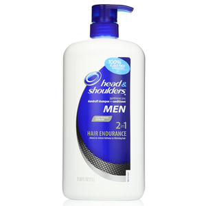 Head & Shoulders 2-in-1 Hair Endurance For Men