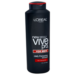 L'Oreal Paris Daily Vive Pro Daily Thickening Shampoo for Men