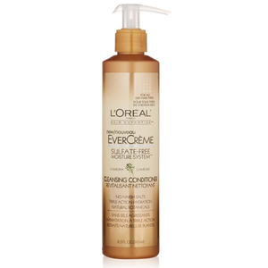 L'Oreal Paris EverCreme Moisture System Cleansing Conditioner
