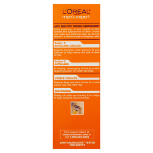 L'Oreal Paris Expert Hydra-Energetic Ice Cold Eye Roller for Men