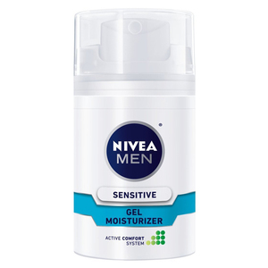 Nivea Sensitive Gel Moisturizer for Men