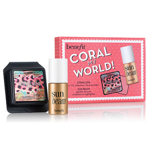 Benefit Coral My World!