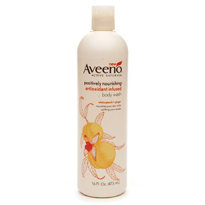 Aveeno Active Naturals Positively Nourishing Antioxidant Infused Body Wash
