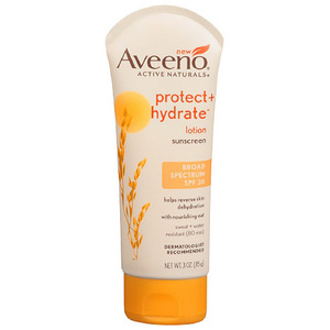 Aveeno Active Naturals Protect + Hydrate Sunscreen Lotion