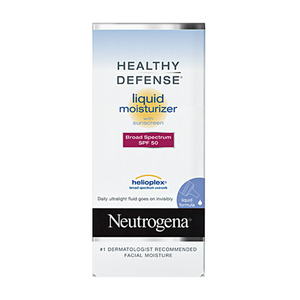 Neutrogena Healthy Defense Liquid Moisturizer