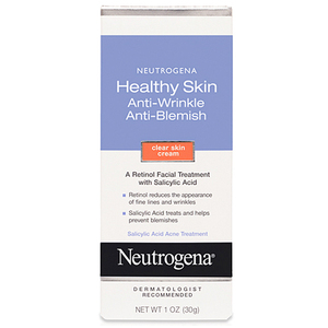 Neutrogena Healthy Skin Anti-Wrinkle Anti-Blemish Cream