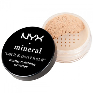 NYX Mineral Set It & Don't Fret It