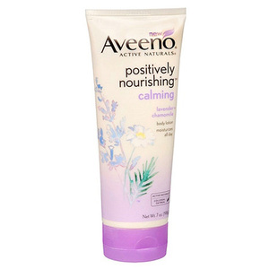 Aveeno Active Naturals Positively Nourishing Calming Body Lotion