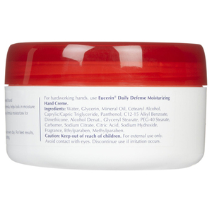 Eucerin Daily Defense Moisturizing Body Creme