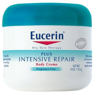 Eucerin Plus Intensive Repair Body Creme