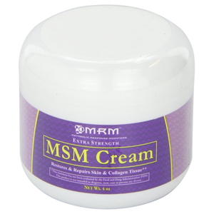 MRM MSM Cream