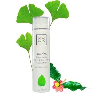 Skin QR Organics NuElle Triple Action Anti Cellulite Firming Concentrate