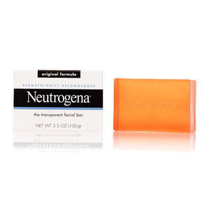 Neutrogena The Transparent Facial Bar - Original Formula