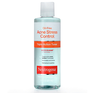 Neutrogena Oil-Free Acne Stress Control Triple-Action Toner