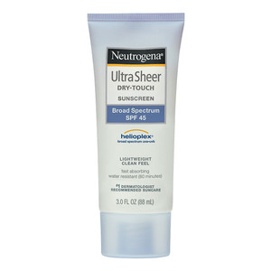 Neutrogena Ultra Sheer Dry-Touch Sunscreen Broad Spectrum