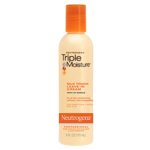 Neutrogena Triple Moisture Silk Touch Leave-In Cream