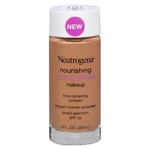 Neutrogena Nourishing Long Wear Liquid Makeup Broad Spectrum