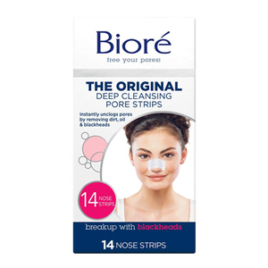 Biore Daily Deep Cleansing Pore Strips