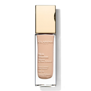 Clarins Paris Skin Illusion Natural Radiance Light Reflecting Foundation SPF 10