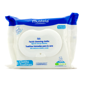 Mustela Facial Cleansing Cloths Duo