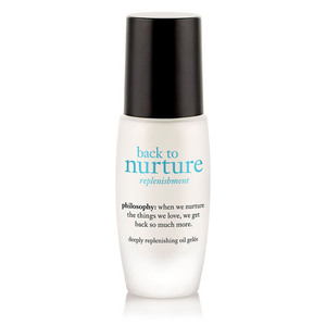 Philosophy Back To Nurture Deeply Replenishing Oil Gelee