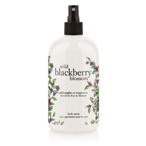 Philosophy Field of Flowers Wild Blackberry Blossom Body Spritz