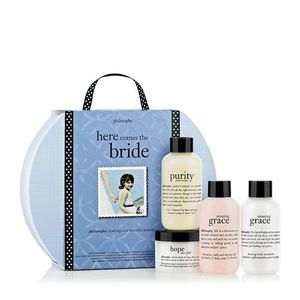 Philosophy Here Comes the Bride Bridal Beauty Gift Set