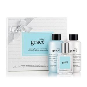 Philosophy Living Grace Mini Fragrance Layering Set