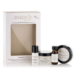 Philosophy Miracle Worker Miraculous Anti-Aging Trio