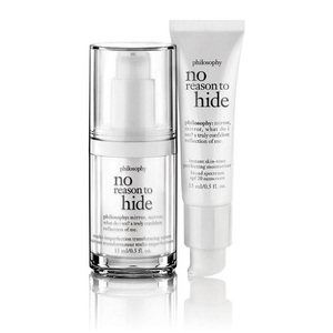 Philosophy No Reason To Hide Trial Kit