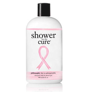 Philosophy Shower for the Cure Charity Shower Gel