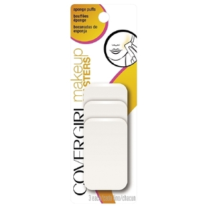 CoverGirl Make-Up Masters Sponge Puffs