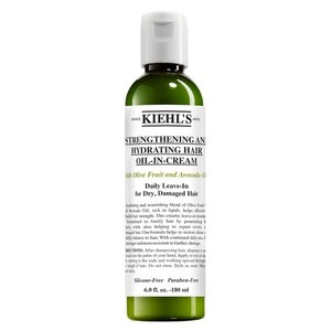 Kiehls Strengthening and Hydrating Hair Oil-in-Cream