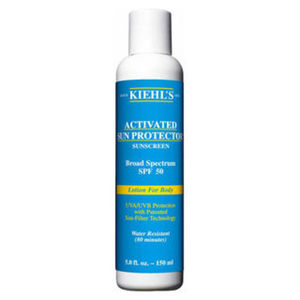 Kiehls Activated Sun Protector Sunscreen for Body SPF 50