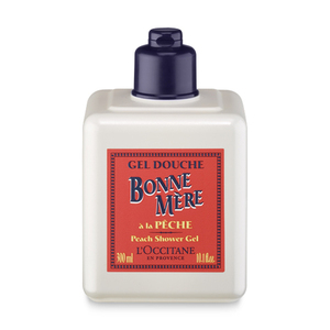 L'Occitane Bonne Mere Peach Shower Gel