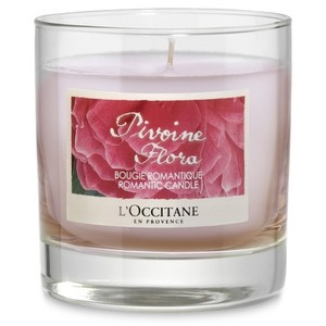 L'Occitane Pivoine Flora Romantic Candle
