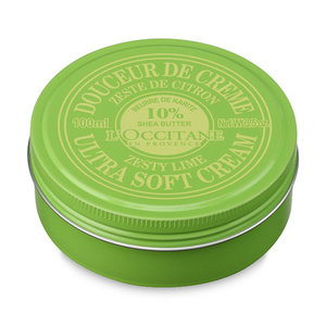 L'Occitane Shea Butter Ultra Soft Cream - Zesty Lime
