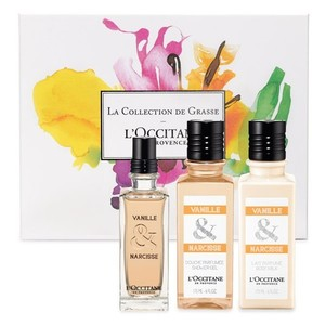 L'Occitane Vanille & Narcisse Collector's Set