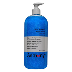 Anthony Logistics Blue Sea Kelp Body Scrub